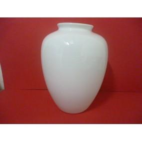VASE SAUMUR en porcelaine blanche