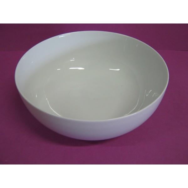saladier boule 150cl diam en porcelaine blanche centre vaisselle sarl la porcelaine de. Black Bedroom Furniture Sets. Home Design Ideas