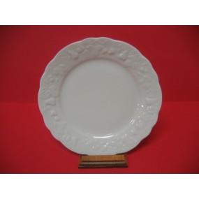 assiette plate deshoulieres