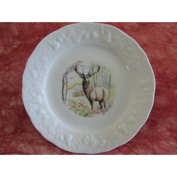 service de table en porcelaine de limoges centre vaisselle porcelaine blanche et d cor e. Black Bedroom Furniture Sets. Home Design Ideas
