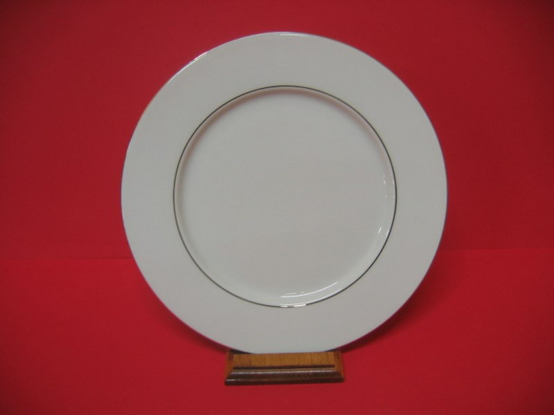 Assiette avec 2 Filets Or Empire 21 cm
